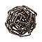 Chaîne de lustre bronze DIALL ø3 mm x l. 150 cm