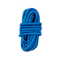 Tendeur élastique bleu ø10 mm, 10 m