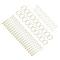 Lot de 60 bracelets élastiques