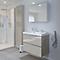 Armoire de salle de bains taupe Cooke & Lewis Imandra 40 cm