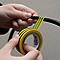 Ruban d'isolation électrique 19mm x 33m vert et jaune