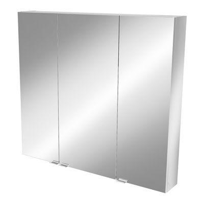 armoire de salle de bains miroir cooke lewis imandra 100 cm castorama. Black Bedroom Furniture Sets. Home Design Ideas