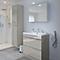 Armoire de salle de bains taupe Cooke & Lewis Imandra 40 x 36 cm