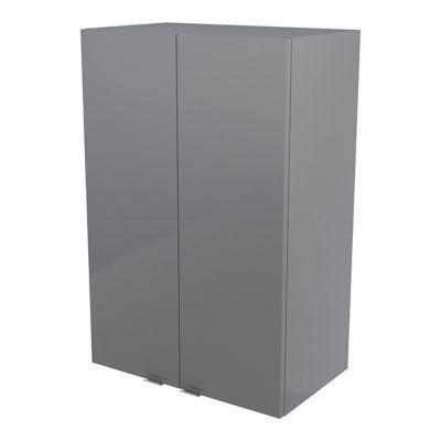 Armoire de salle de bains gris COOKE & LEWIS Imandra 60 x 36 cm