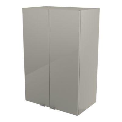 Armoire de salle de bains taupe COOKE & LEWIS Imandra 60 x 36 cm