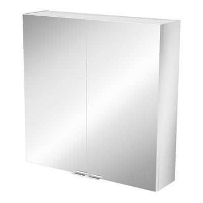 Armoire salle de bains miroir Imandra 60 x 60 x 15 cm