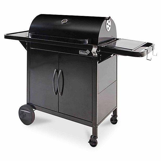 Tablette bois pour barbecue Weber | Castorama