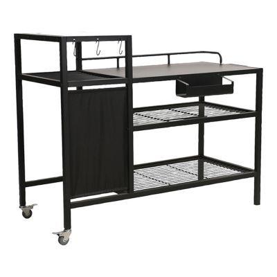 chariot pour plancha blooma aneto castorama. Black Bedroom Furniture Sets. Home Design Ideas