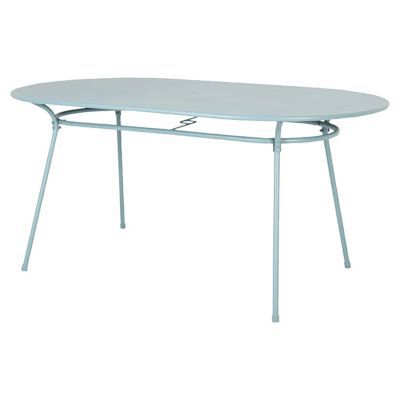 Table de jardin Gloria 160 x 90 cm | Castorama