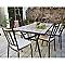Table de jardin Sofia 160 x 90 cm