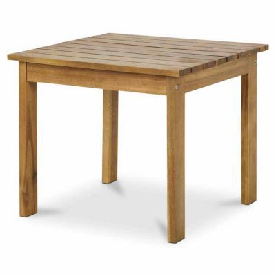Table basse de jardin denia 47 x 47 cm castorama - Tables pliantes castorama ...