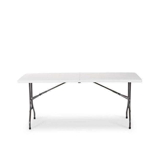 Table De Jardin Valise Memphis L 181 X L 76 Cm Castorama