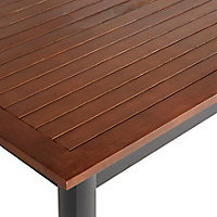 Table de jardin Toscana 180 x 99 cm