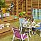 Table pour enfant Janeiro blanc
