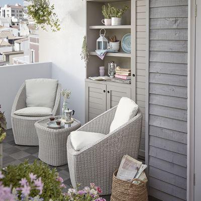 Salon de jardin Pilares