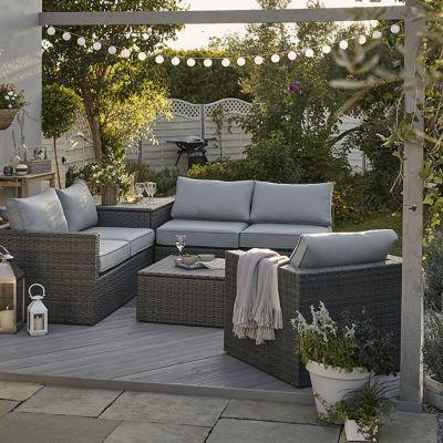 fauteuil de jardin sulana castorama. Black Bedroom Furniture Sets. Home Design Ideas