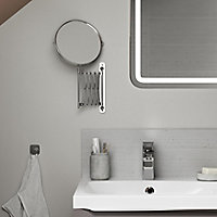 Miroir à poser Cooke & Lewis Greenhill 22,5 x 40,5