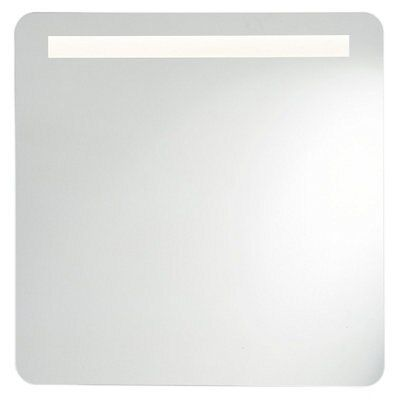 Miroir lumineux Cooke & Lewis Colwell 70 x 70 cm