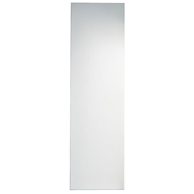 Miroir Simple Cooke Lewis Dunnet 40 X 140 Cm Castorama