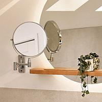 Miroir à poser Cooke & Lewis Hayle 22,5 x 31 x P 3,3 cm