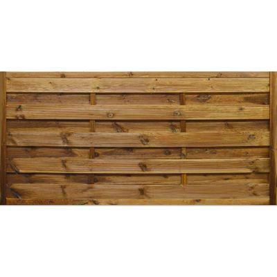 Panneau bois droit Blooma Oussouri 180 x h.90 cm | Castorama