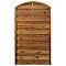Panneau bois arc Blooma Oussouri 90 x h.180 cm