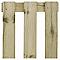 Clôture bois Blooma Mekong vert 180 x h.100 cm
