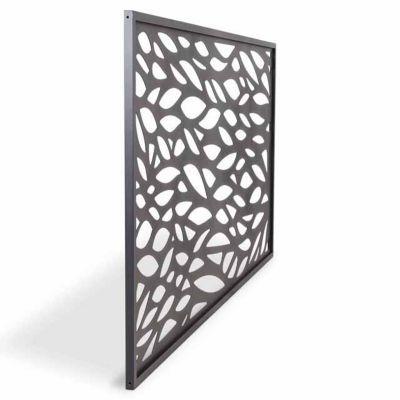 panneau en alu arbre blooma neva castorama. Black Bedroom Furniture Sets. Home Design Ideas