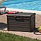 Coffre de rangement plastique BLOOMA Compact Lomani 120L