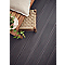 Lame de terrasse composite anthracite Blooma Oder L.220 x l.14,5 cm