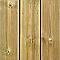 Lame de terrasse épicéa vert BLOOMA Nevou L.360 x l.14,4 cm
