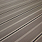 Lame de terrasse composite brun Blooma Oder L.220 x l.14,5 cm