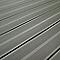 Lame de terrasse composite taupe Oder L.300 x l.14,5 cm