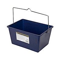 Seau à peinture plastique bleu Diall 35 x 25 cm 7L
