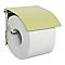 Dérouleur de papier toilette en métal vert Diani