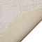 Tapis de bain antidérapant blanc 60 x 40 cm