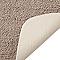 Tapis de bain antidérapant microfibre galet 50 x 80 cm Davoli