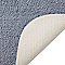 Tapis de bain bleu 50 x 80 cm Davoli