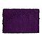 Tapis de bain antidérapant violet 80 x 50 cm Abava