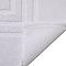 Tapis de bain blanc 50 x 80 cm Palmi