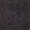 Tapis de bain antidérapant anthracite 50 x 80 cm Diani