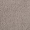 Tapis de bain antidérapant taupe 50 x 80 cm Liao