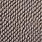 Tapis de bain antidérapant taupe 50 x 80 cm Chanza