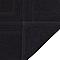 Tapis de bain noir 60 x 90 cm Palmi