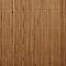 Tapis de bain antidérapant bambou foncé 70 x 120 cm Okaido