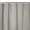 Rideau de douche en plastique PEVA taupe L.180 x H.200 cm Palmi