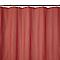 Rideau de douche en plastique PEVA rouge L.180 x H.200 cm Palmi