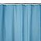 Rideau de douche en plastique PEVA bleu L.180 x H.200 cm Palmi