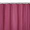 Rideau de douche en plastique PEVA rose L.180 x H.200 cm Palmi