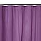 Rideau de douche en plastique PEVA violet L.180 x H.200 cm Palmi